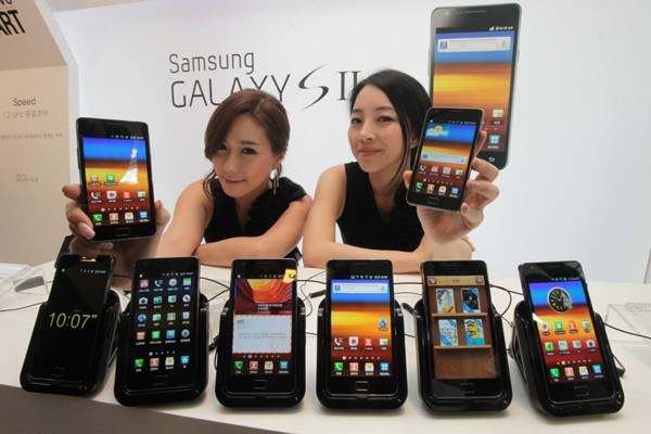 Samsung Galaxy S 2 – will be available to 120 countries in 140 carriers