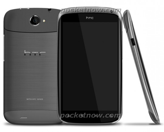HTC Ville - Thin android phone