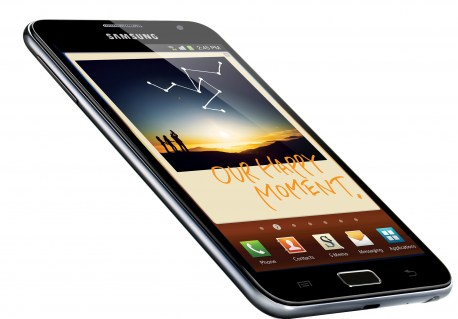 galaxy note1 Samsung shipped 1 million Galaxy Note units