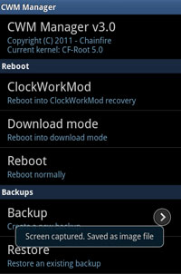 cwm pinoydroid Android 101: Newbie Guide on How to Back up Apps, Contacts, System Data