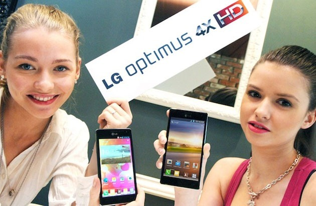 lg optimus 4x hd thumb LG Optimus 4X HD   The First Nvidia Tegra 3 Quadcore Powered Smartphone