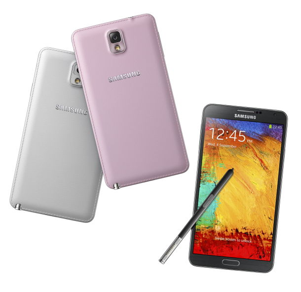 Galaxy Note 3 Samsung makes Galaxy Note 3 official   3GB RAM, 1080p, LTE