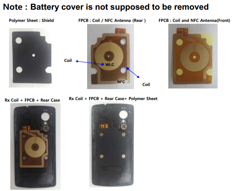 nexusae0 wirelesscharging Alleged Nexus 5 passes NFC, dubbed LG D820