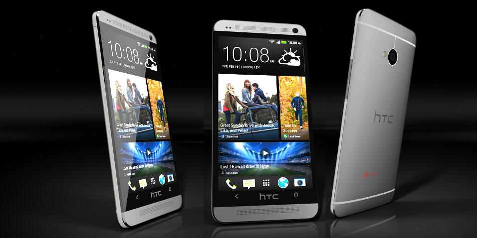 HTC One 360 HTC One grabs Best Smartphone breaking the winning streak of Samsung