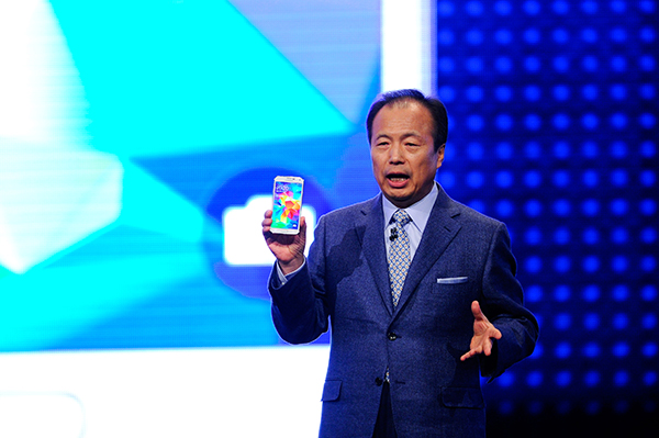 Samsung Mobile world congress 2014 Samsung Galaxy S5   Overview and Specs